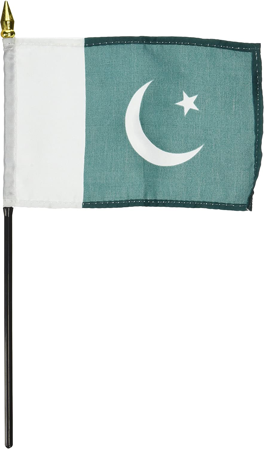Us Flag Store Pakistan Flag, 4 by 6-Inch