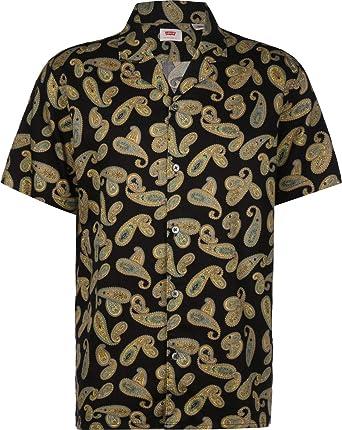 Levis® Cubano Camisa de Manga Corta: Amazon.es: Ropa y accesorios