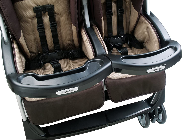 Amazon.com: Peg-Perego Aria Twin Stroller, Java ...