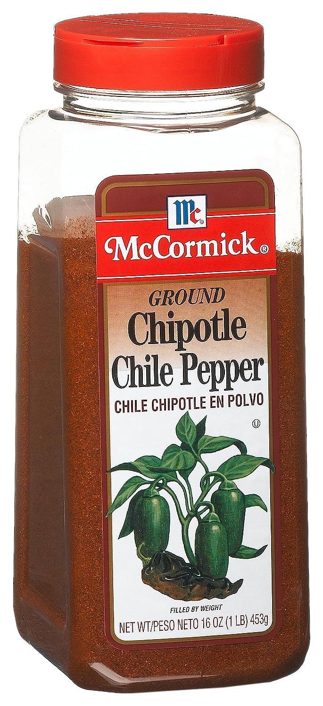 amazon com mccormick chipotle chili pepper ground 16 ounce
