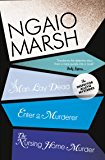 Inspector Alleyn 3-Book Collection 1: A Man Lay Dead, Enter a Murderer, The Nursing Home Murder (The Ngaio Marsh Collection)