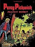 Percy Pickwick, Bd.5, Allzeit bereit