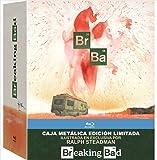 Breaking Bad - La Serie Completa. Edición Metal [Blu-ray]