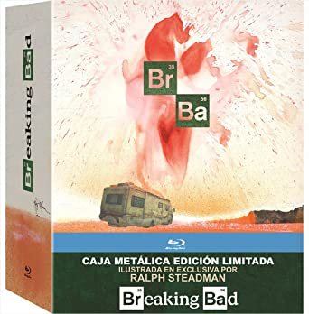 Breaking Bad Temporada 1-6 Metalico [Blu-ray]: Amazon.es: Bryan Cranston, Aaron Paul, Anna Gunn, Michelle Maclaren, Bryan Cranston, Aaron Paul, Vince Gilligan: Cine y Series TV