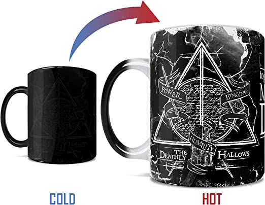 Harry Potter and the Prisoner of Azkaban Heat-Activated Morphing Mug Trend Setters Ltd.
