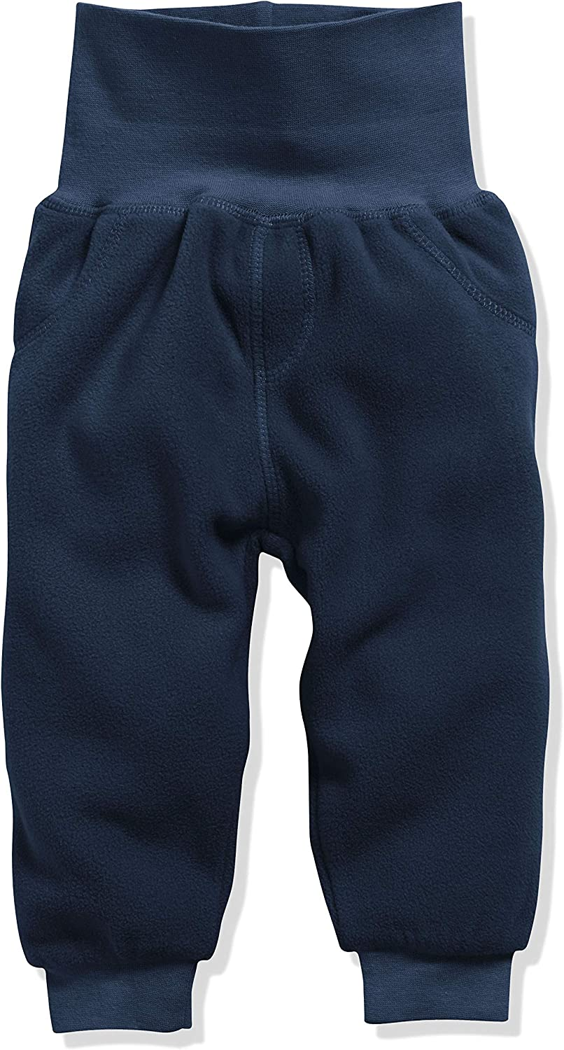 Schnizler Baby Pumphose Fleece Mit Strickbund Training Pants