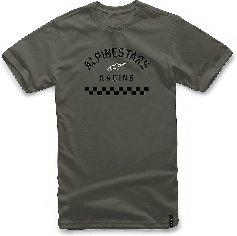 T-Shirt avec Manches Courtes Alpinestars 1018-72020 Homme