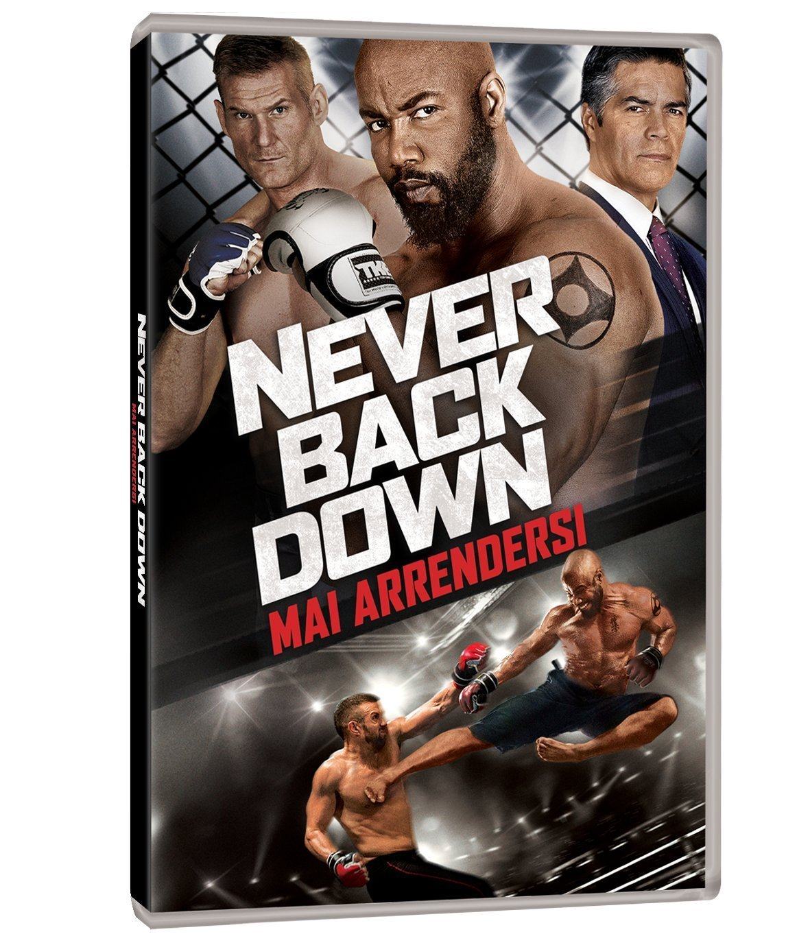 Never Back Down 3 - Mai Arrendersi [Italia] [DVD]
