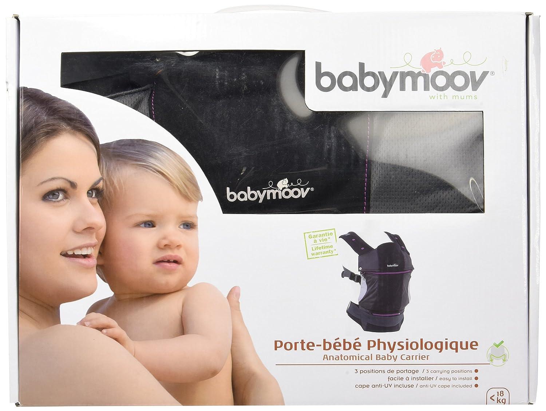 Babymoov Hibiscus anatomique Porte-bébé (Gris)  Amazon.fr  Bébés    Puériculture e6effec74e6