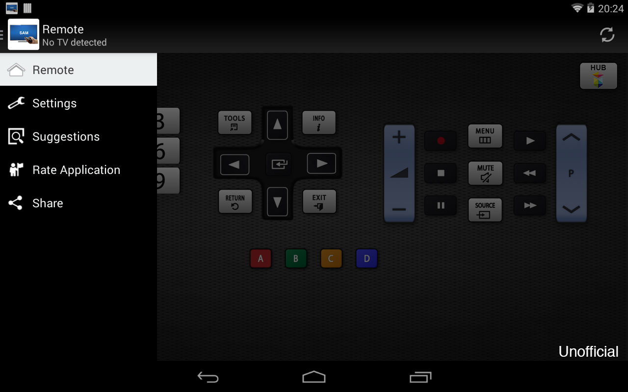 Universal Samsung Remote TV: Amazon.es: Appstore para Android