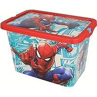 Stor Caja Click 7 L | Spiderman Comic