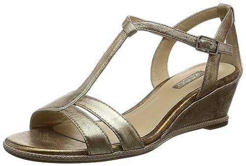 4832f2068bb2b ECCO Ecco Rivas 45 II - Sandalias Mujer  Amazon.es  Zapatos y complementos