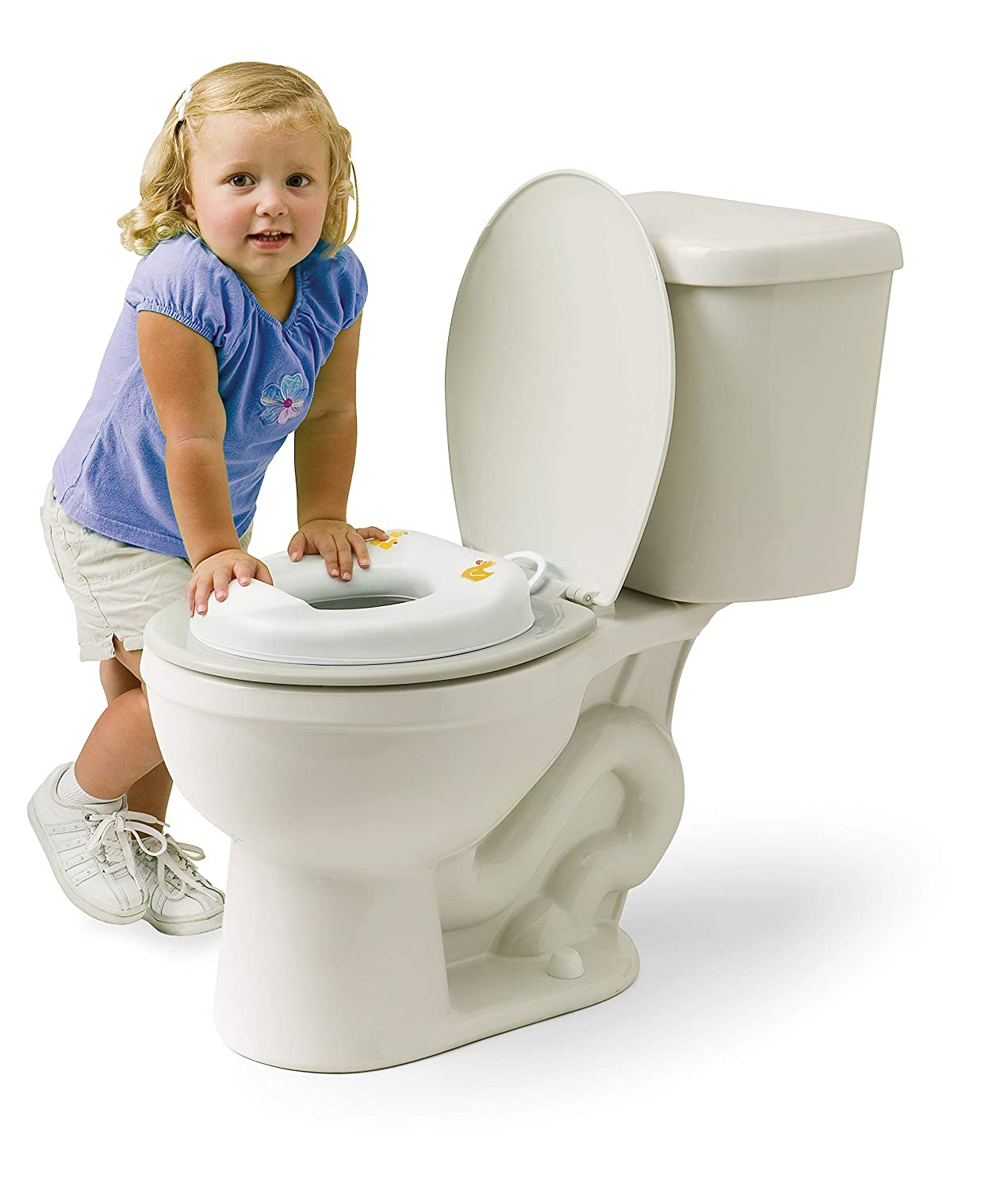 Mommy's Helper Contoured Cushie Tushie Potty Seat Mommys Helper 11167