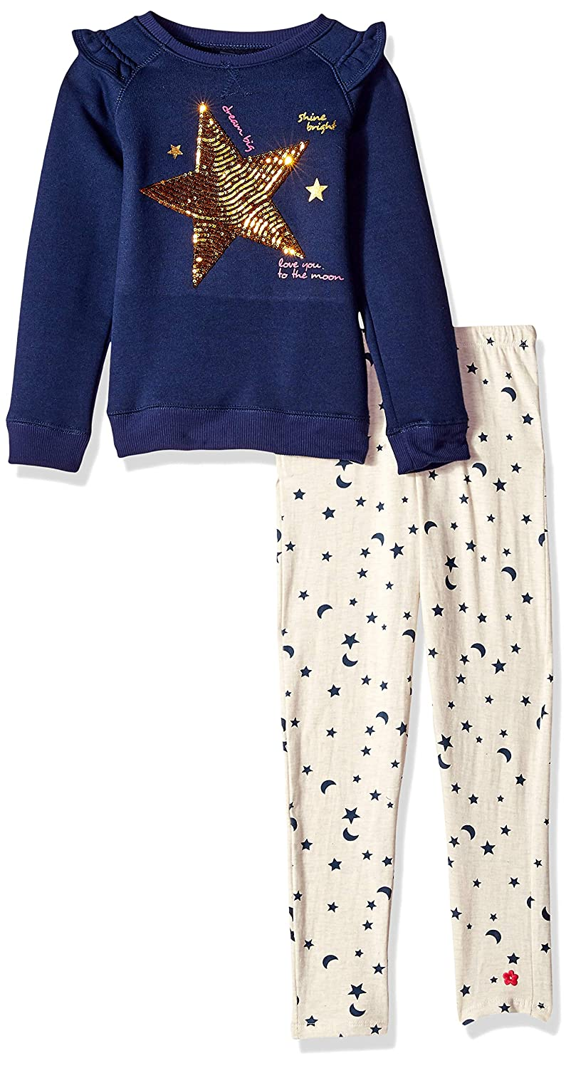 Limited Too Girls 2 Piece Pullover and Legging Set