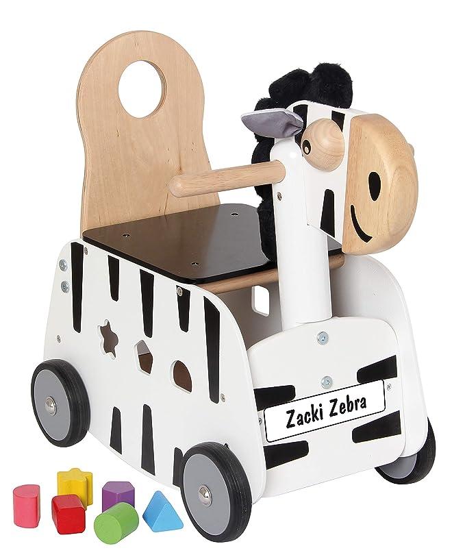 Lauflernwagen Zebra - Bartl Lauflernhilfe Zebra