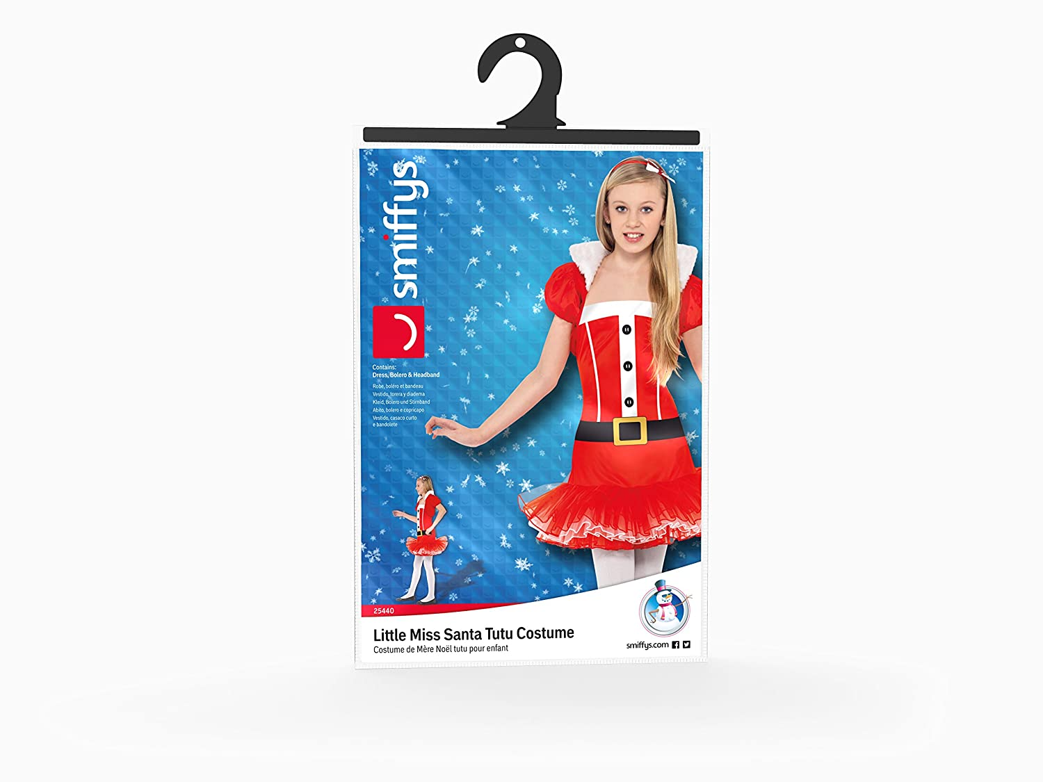 Amazon.com: Christmas Little Miss Santa Tutu Costume - Red, Medium: Clothing