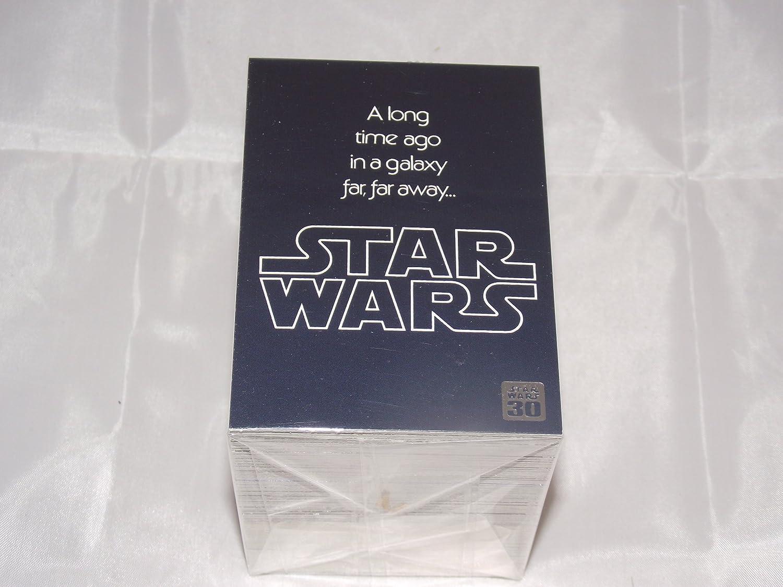 Amazon star wars th anniversary trading card base set toys