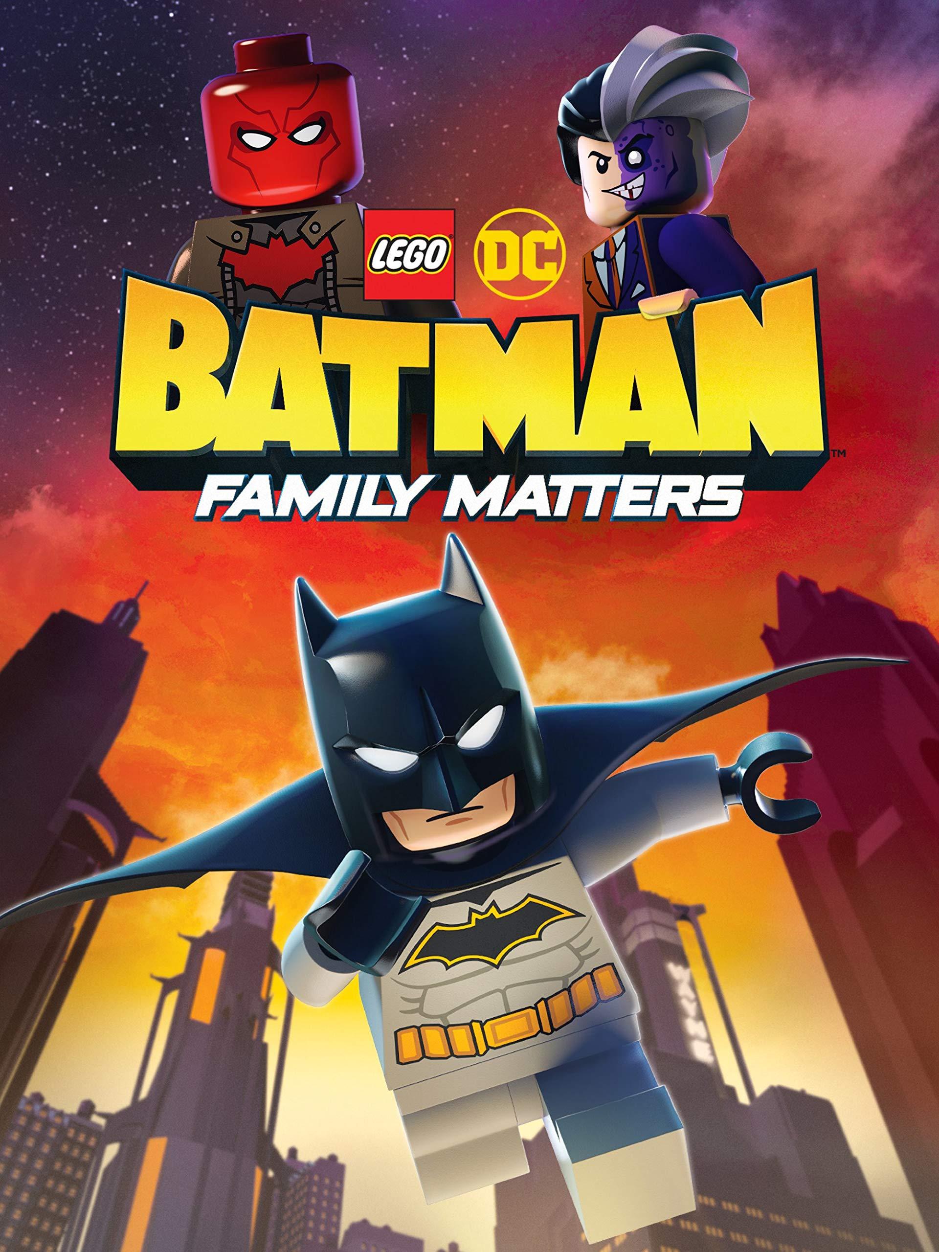 Amazon.com: Watch LEGO DC: Batman: Family Matters | Prime Video
