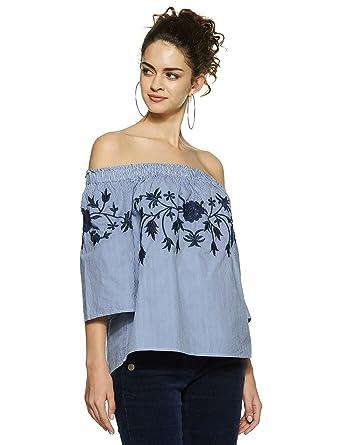 c1bdcdfa749bb Vero Moda Women s Blouse  Amazon.co.uk  Clothing