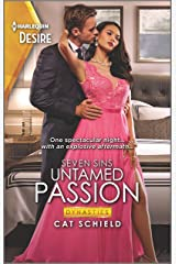 Untamed Passion: A Surprise Pregnancy Romance (Dynasties: Seven Sins Book 6) Kindle Edition