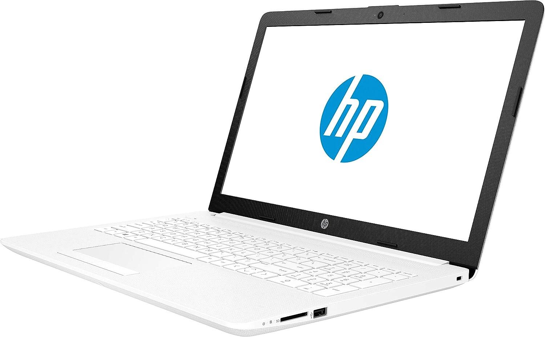 Portátil hp 15-da0146ns - i5-7200u 2.5ghz - 8gb - 1tb+128gb ssd - 15.6/39.6cm HD - hdmi - BT - w10 - Blanco Nieve.: Hp: Amazon.es: Informática