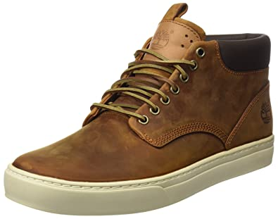 bc3ca2f6d0 Timberland Herren Adventure 2.0 Cupsole Chu High-Top, Braun (Red Brown  Oiled)