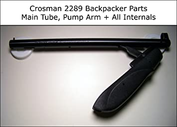 Crosman 2289 Backpacker Main Tube Pump Arm Valve Band ALL