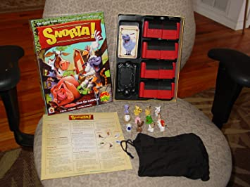 Mattel N1390-0 Snorta Deluxe - Juego de Mesa [Importado de ...