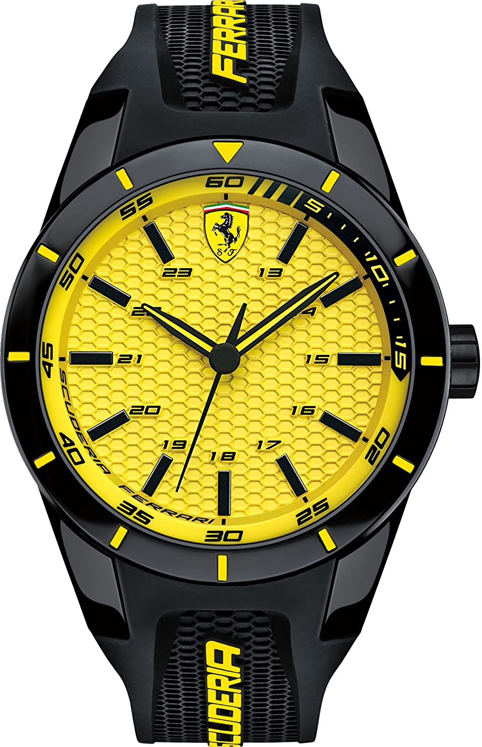 Scuderia Ferrari Redrev Mens Watch 0830246