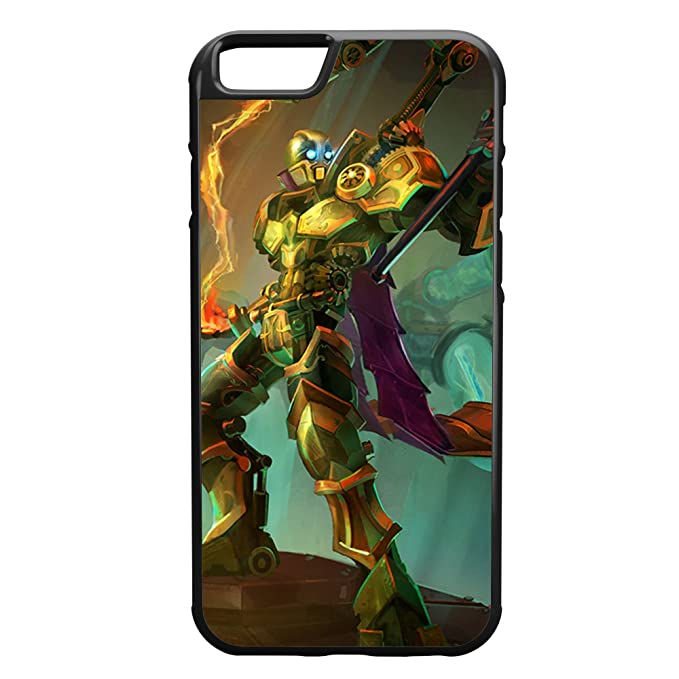 viktor-002 League of Legends LoL carcasa para Apple iPhone 6 ...