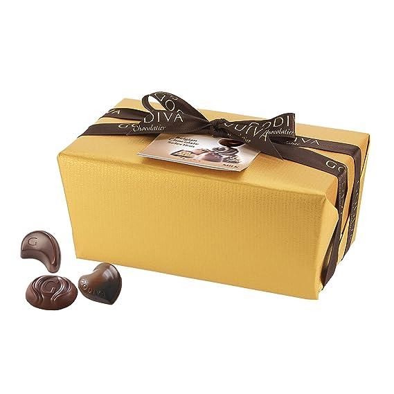 Godiva, Gold Ballotin bombones surtidos chocolate con leche 40 ...