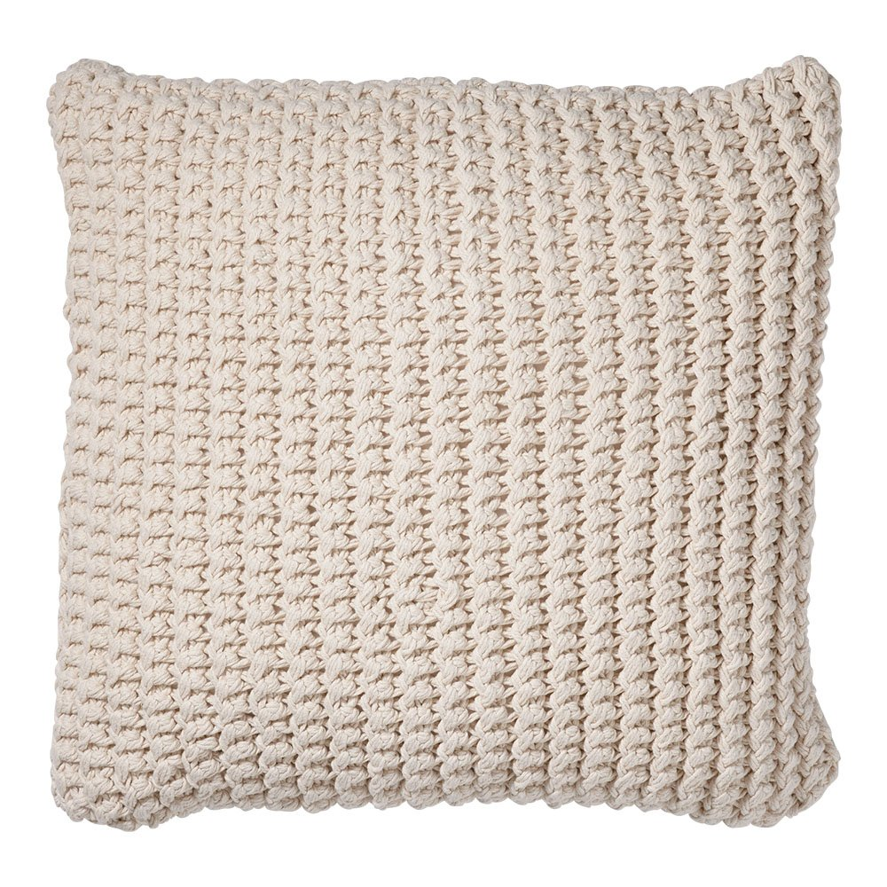 Ethan Allen Nautical Knit Pillow by Ethan Allen