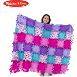 52adbcce3 Creativity for Kids Deluxe Easy Weave Fleece Blanket Making Kit ...