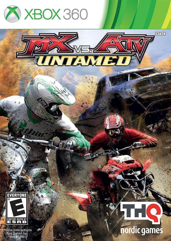 Amazon.com: Mx Vs ATV Untamed - Xbox 360: Artist Not Provided: Video ...