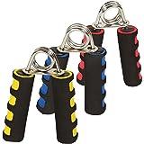 POWRX Handmuskeltrainer Einzeln | Handtrainer Easy Medium Strong | Griffkraft Trainer ideal für unterwegs