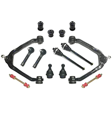 12 Pieces Steering /& Suspension Set Fit for 2002-2006 Chevrolet Avalanche 1500