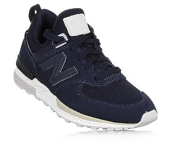 separation shoes b4df8 d947c New Balance KFL574-6G-M Sneaker Kinder: Amazon.de: Sport ...