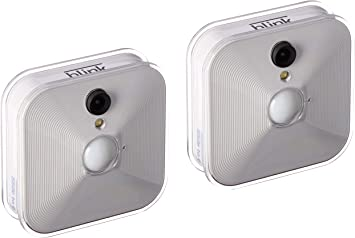 Blink Indoor Home Security Camera System with Motion Detection 2-Y... HD Video