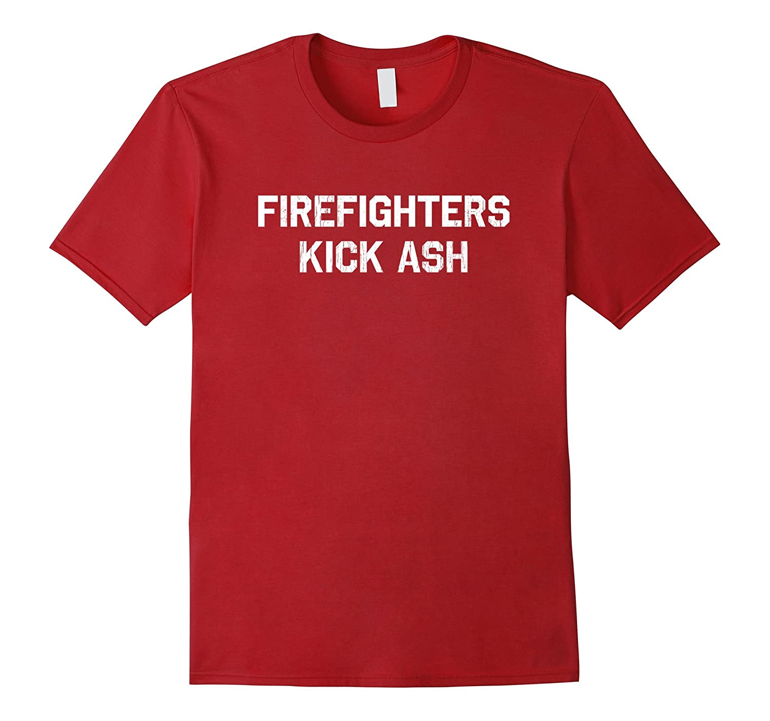 2b00ebe35 Firefighters Kick Ash T-Shirt Funny Firefighter Shirt-BN – Banazatee