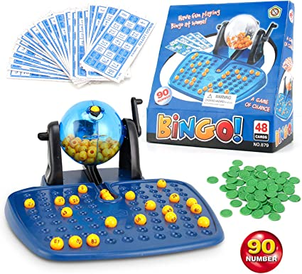 bingo lotto games