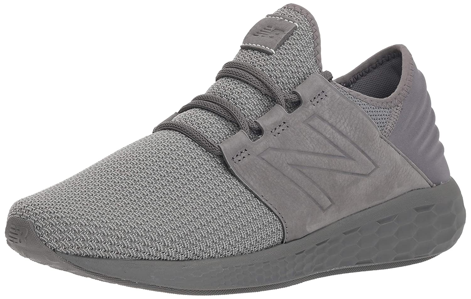 New Balance Fresh Foam EU|Gris Cruz V2 Knit, Running Homme 39.5 EU|Gris Foam (Castlerock/Team Away Grey Ng2) a9beb6