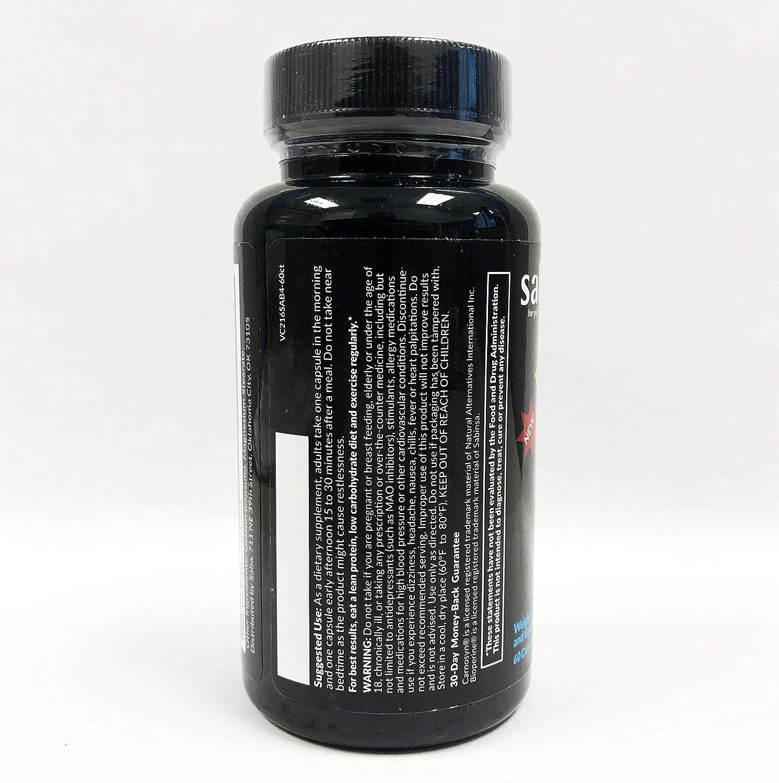 Amazon.com: Saba Suplemento nutricional para el control de ...