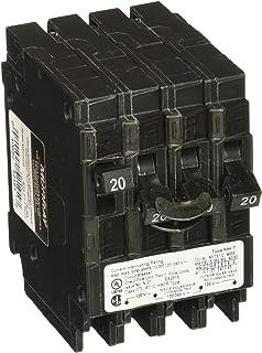MURRAY MP21515 Triplex Type Mh-T Circuit Breaker 15 A 2 P 10 Ka 120//240 Vac