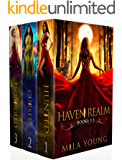 Haven Realm, Book 1-3: Fairy Tale Retellings