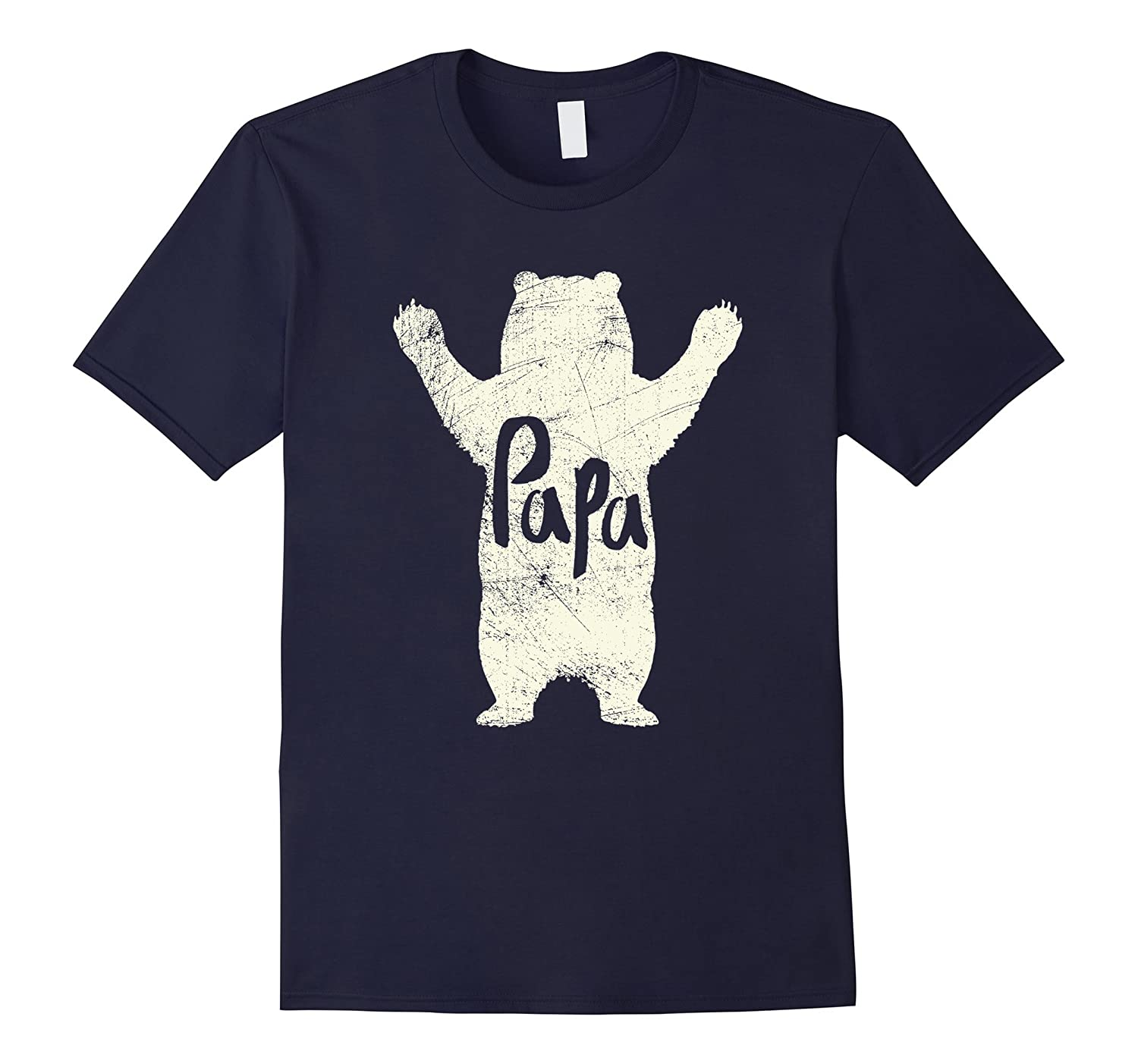 Big Papa Bear Hug T Shirt-TH