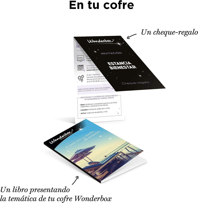 Caja - Regalo Wonderbox - Tres Días SPA & Relax - -5% En Libros: Amazon.es: Deportes y aire libre