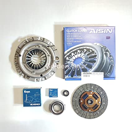 Amazon.com: Clutch Kit Suzuki Carry F6A Mazda Scrum DA51T DA51V DB51T DB51V Scrum Clutch Disc Cover: Automotive