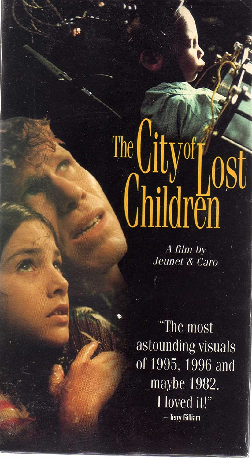The City of Lost Children [Francia] [VHS]: Amazon.es: Ron ...