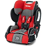 RECARO Performance SPORT Harness to Booster Seat, Chili