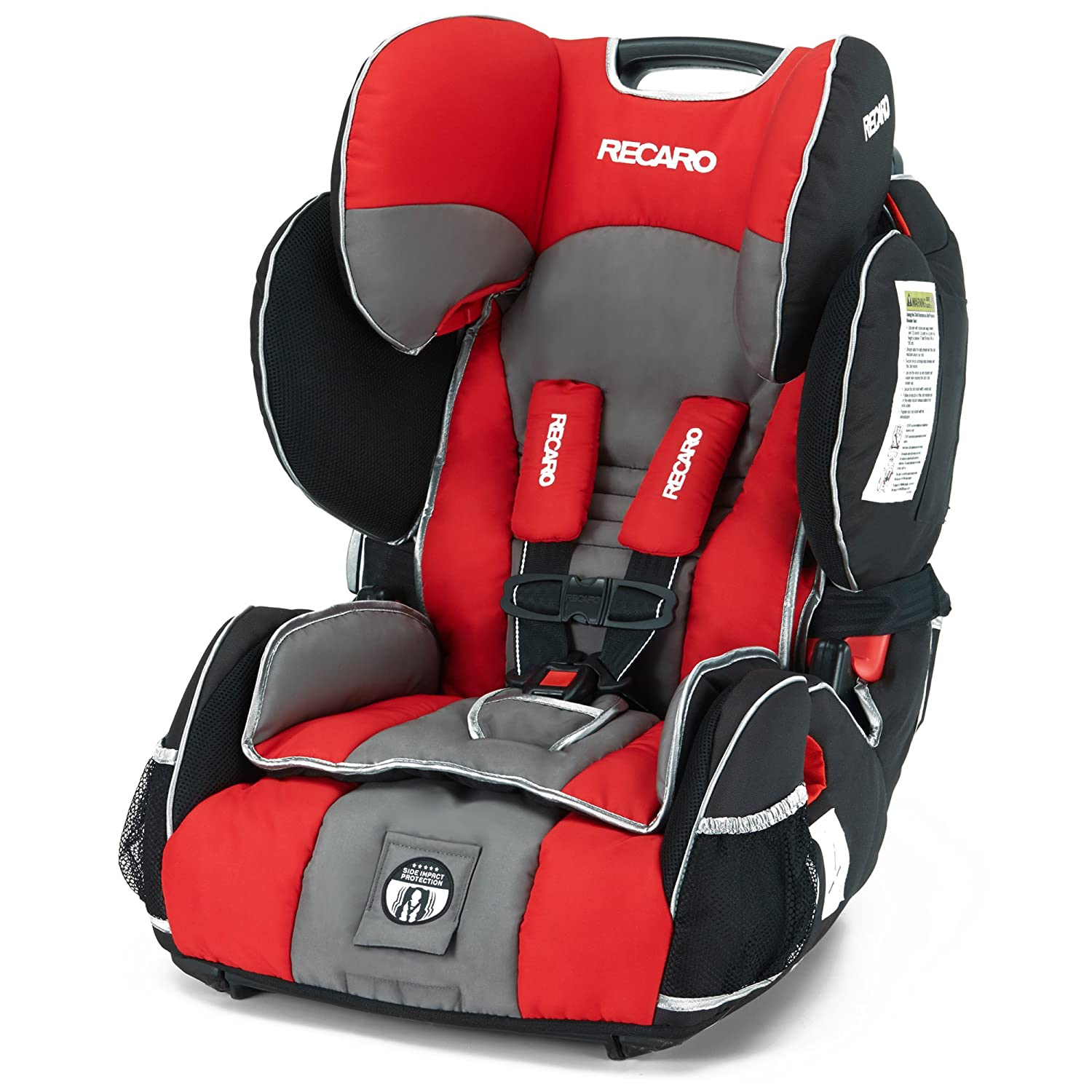 Recaro Performance Sport >> Recaro Performance Sport Harness To Booster Seat Chili